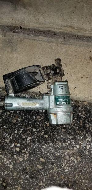 Hitachi siding nail gun! for Sale in Baltimore, MD