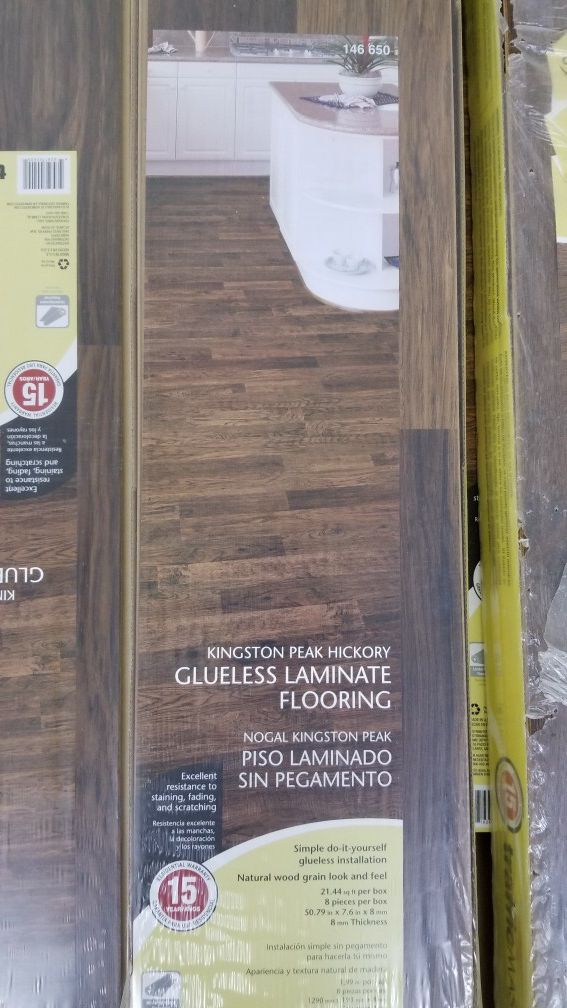 Laminate Flooring 25 Cents A Square Foot For Sale In Nashville Tn