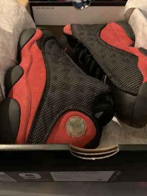 Photo Air Jordan 13 Retro Bred 2017