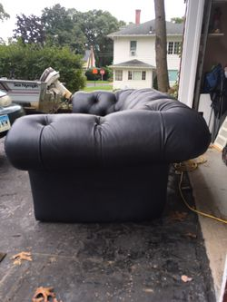 couch no cushions delivery possible Thumbnail