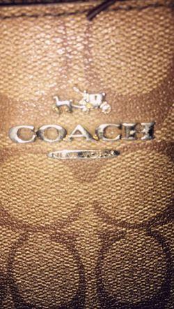 Coach hand bag Thumbnail