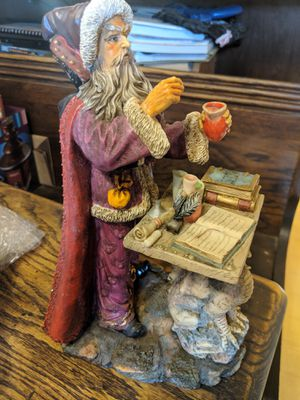 Collectible wizard statue collection for Sale in Corona, CA