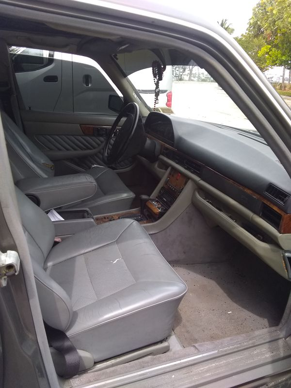 1991 560 sel Mercedes Benz for Sale in North Palm Beach, FL - OfferUp