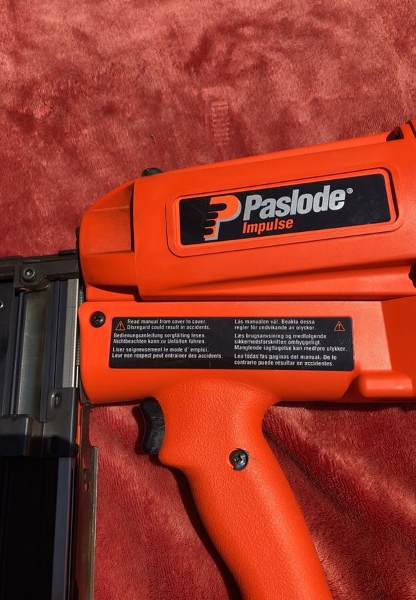Paslode IM250II Cordless Straight Finish Nailer 900400 for Sale in ...