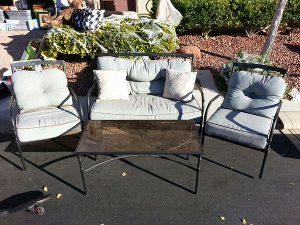 Offerup Las Vegas >> Patio furniture (Furniture) in Las Vegas, NV - OfferUp