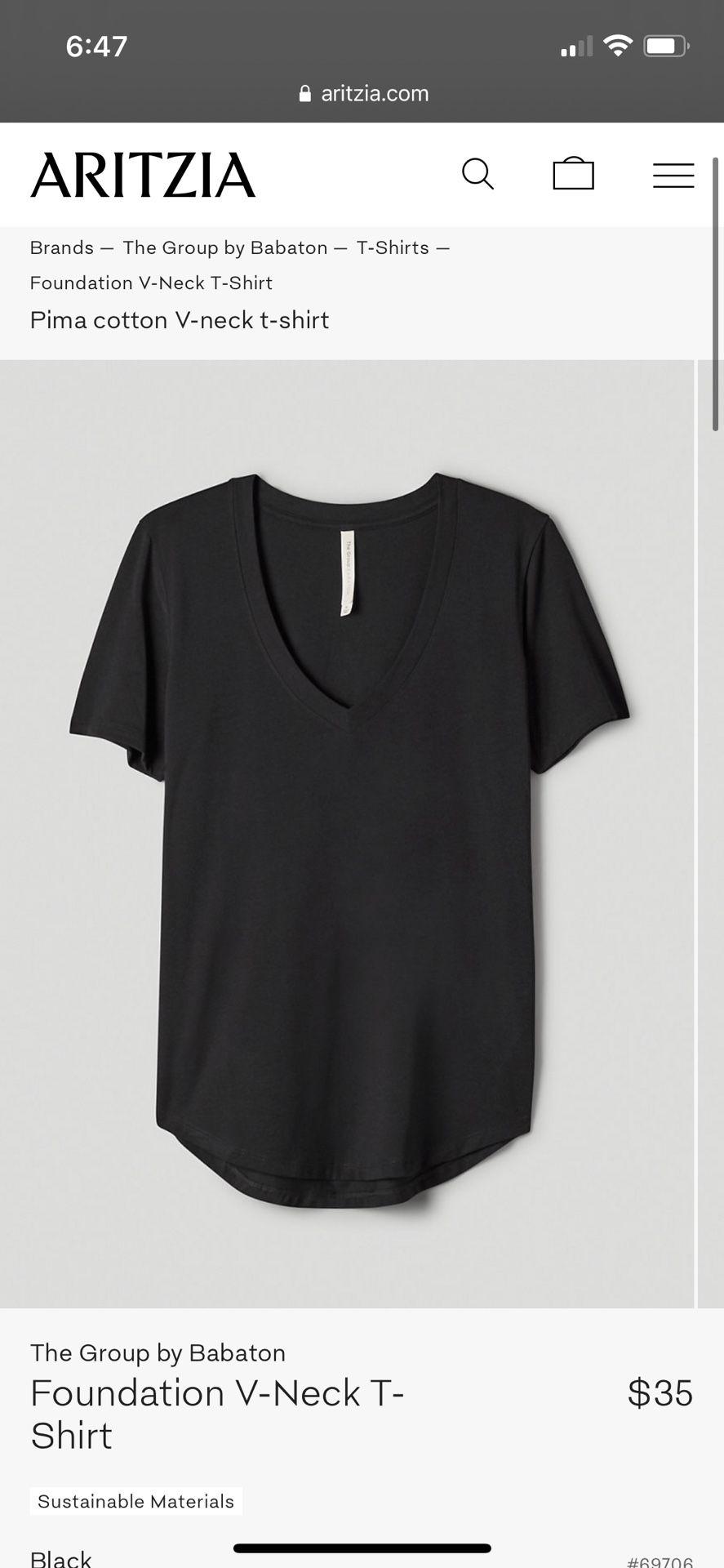 The Group Babaton T-shirt