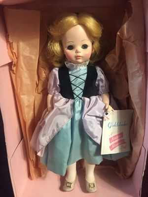 Vintage Goldilocks Madame Alexander Doll In Box For Sale Rockford IL