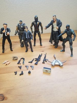 Movie and game action figures for Sale in Phoenix, AZ