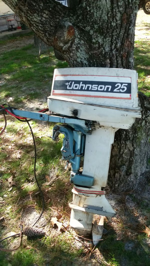 25hp Johnson Seahorse For Sale In Spring Hill Fl Offerup