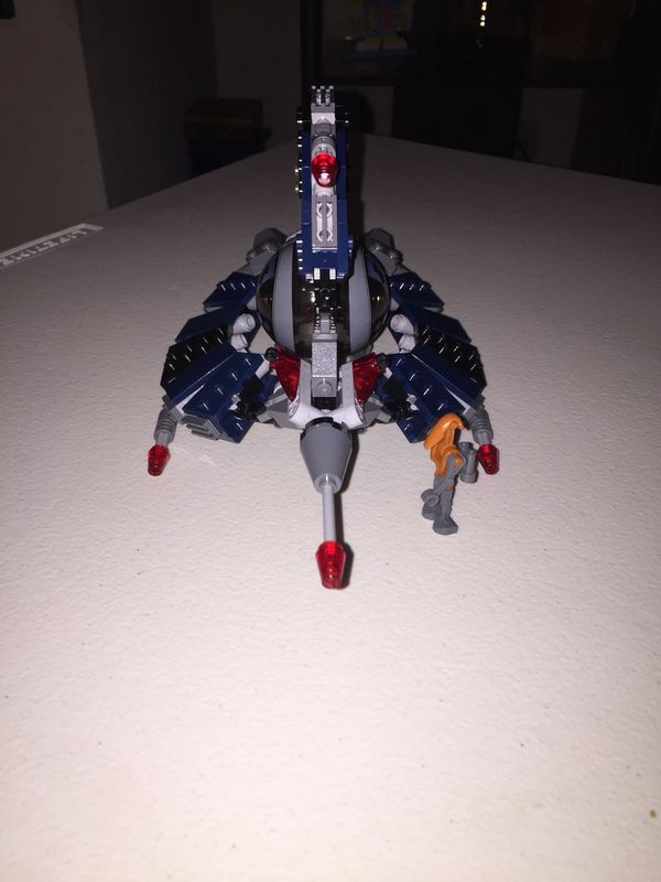 Lego Star Wars Droid Tri Fighter 8086 Clone Wars Seperatist For Sale
