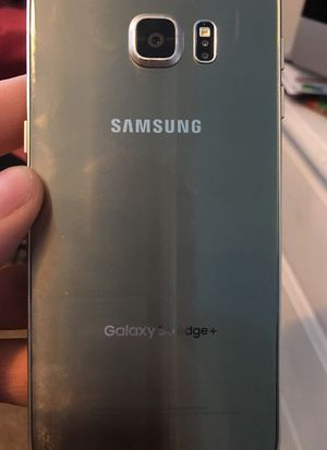 Samsung edge 6+ for Sale in Richmond, VA