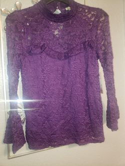 New sexy lace shirts fits M and L Thumbnail