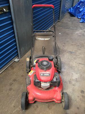 Honda Troy Bilt 21 Push Lawn Mower For