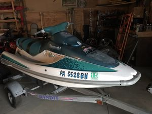 Kawasaki 750 3 seater for Sale in Pittsburgh, PA