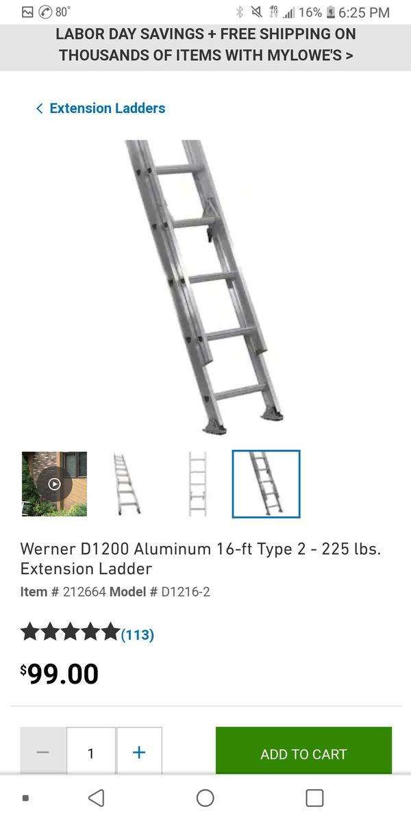 New and Used Ladder for Sale in Miami, FL - OfferUp