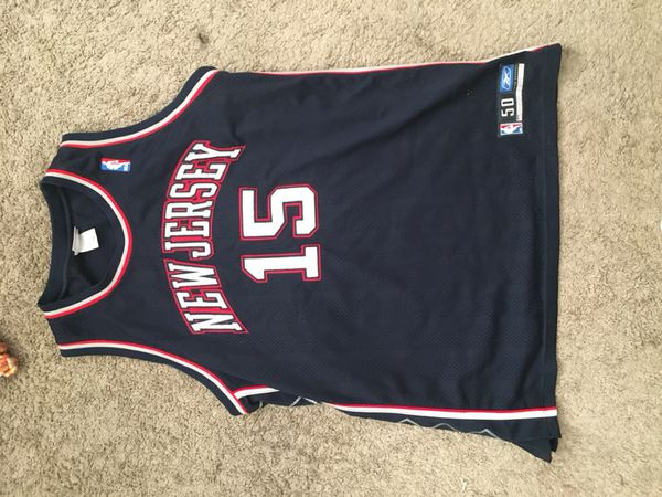 buy online 98cc6 3a5eb Throwback Vince Carter nets Jersey for Sale in Tempe, AZ - OfferUp