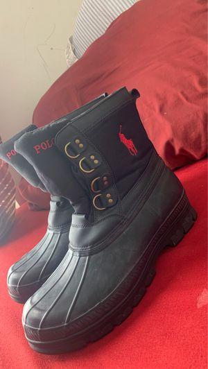 Photo Polo snow boots size 12
