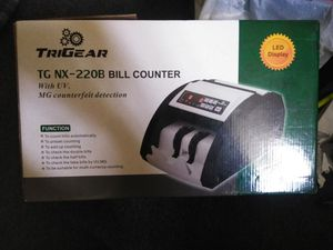 Trigear bill counter for Sale in Windsor, ON