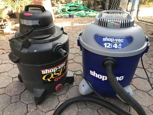 Vaccum cleaner 12 gallons for Sale in Rockville, MD