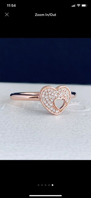 Photo Pandora Rose Gold Ring