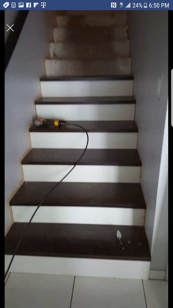 Stairs Laminate Flooring For Sale In Miami Fl Offerup