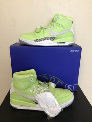 e32143fb07929a Mens Size 8 Air Jordan 312 Legacy Just Don Ghost Green for Sale in Sunrise