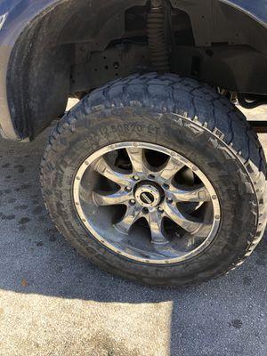 Toyo Tires & Rims Wheels 20 for Sale in Buena Ventura Lakes, FL