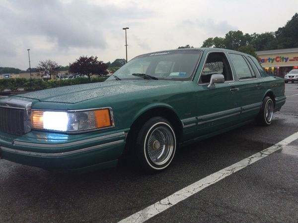 93 Lincoln Town Car Lowrider For Sale In White Plains Ny Offerup