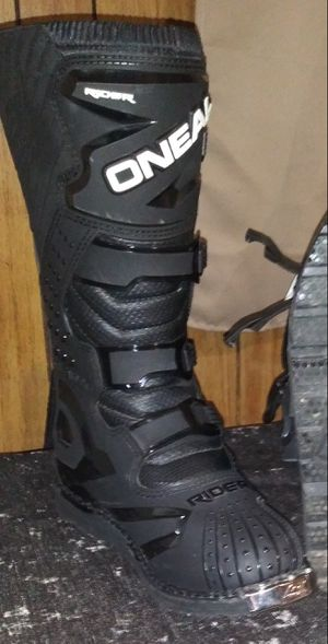 Photo Oneal MX Rider motocross boots
