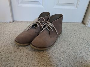 Men's Banana Republic Suede Boots 9.5 for Sale in Salt Lake City, UT