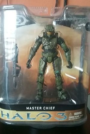 Halo 3 Master Chief Figure by McFarlane Toys for Sale in Phoenix, AZ