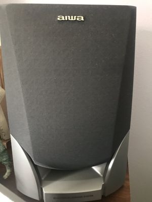 Aiwa stereo system for Sale in Santee, CA