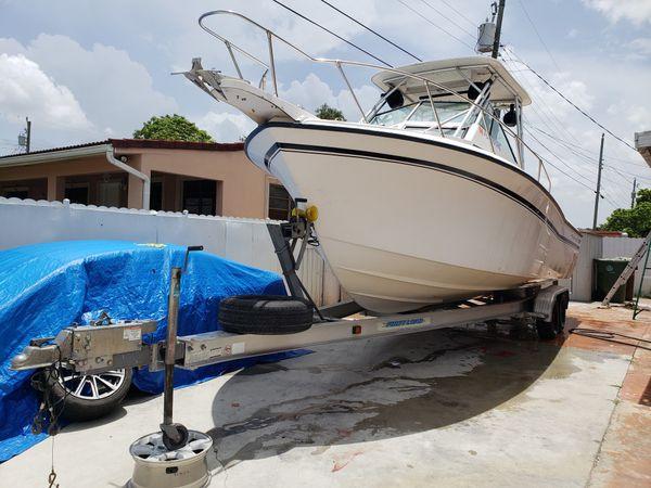 1990 grady white boats marine in hialeah fl offerup for Barbara motors inc hialeah fl