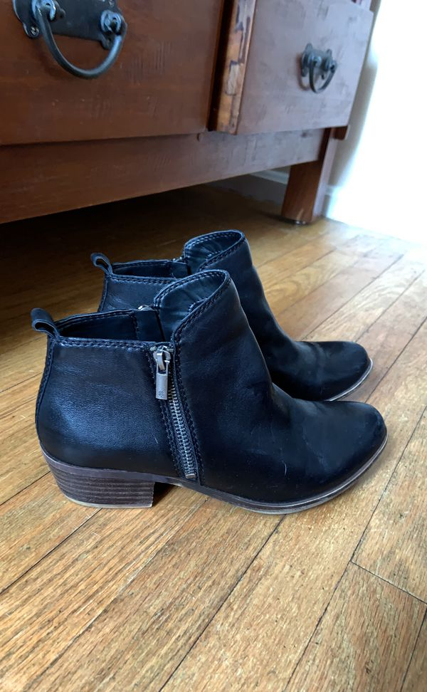 3e702e50322 Lucky Brand Basel Booties for Sale in Canton, OH - OfferUp