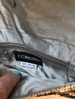 Sequins Hand Bag Thumbnail
