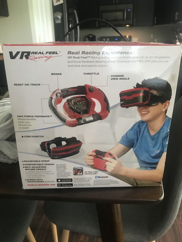 VR racing simulator 3D for Sale in Mooresville, NC - OfferUp