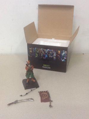 Warcraft dota bm beast master juggernaut yurnero toy figure for Sale in Vancouver, WA