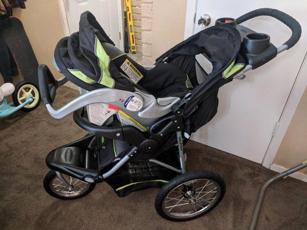 Baby Toddler Stroller Newborn Carseat Car Seat Base Park Outside Walker Carrier Jogger