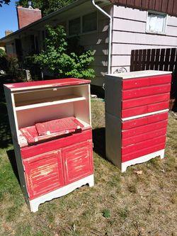 Dresser Restoration Project Thumbnail
