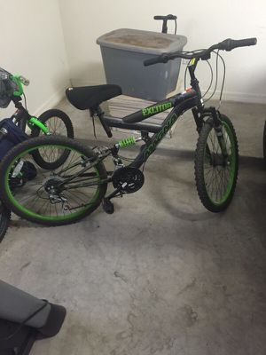 "24"" mountain bike for Sale in Phoenix, AZ"