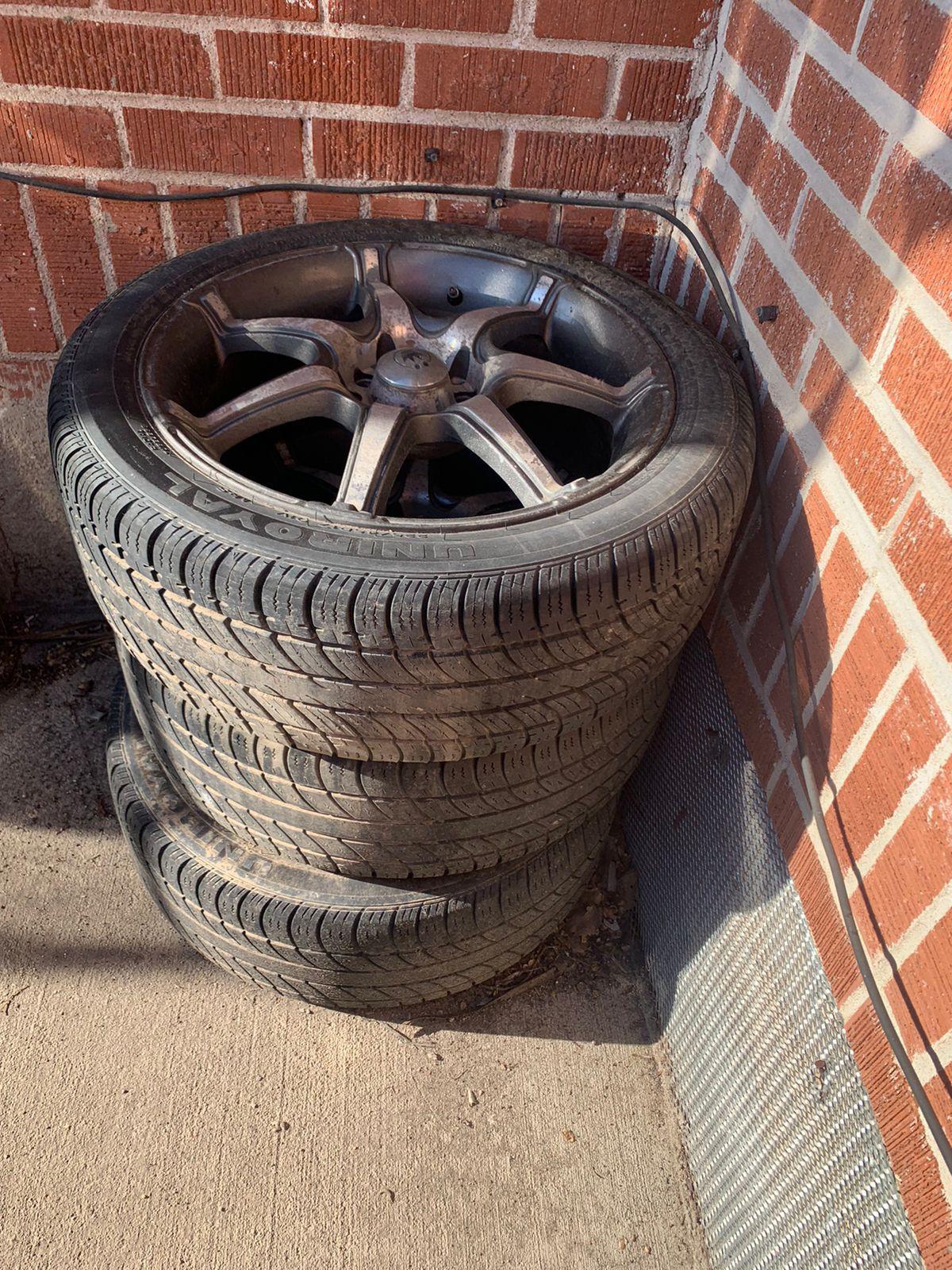 Tires 17 Inc