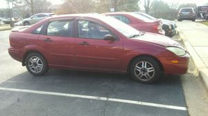 2001 FORD Focus for Sale in North Potomac, MD