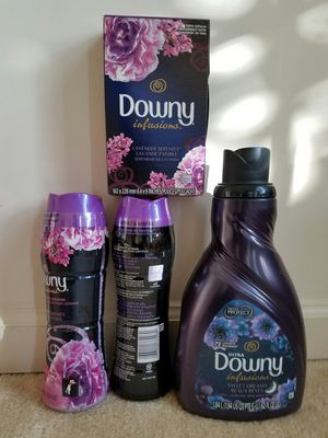 Downy Infusions bundle- $20 not negotiable for Sale in Rockville, MD