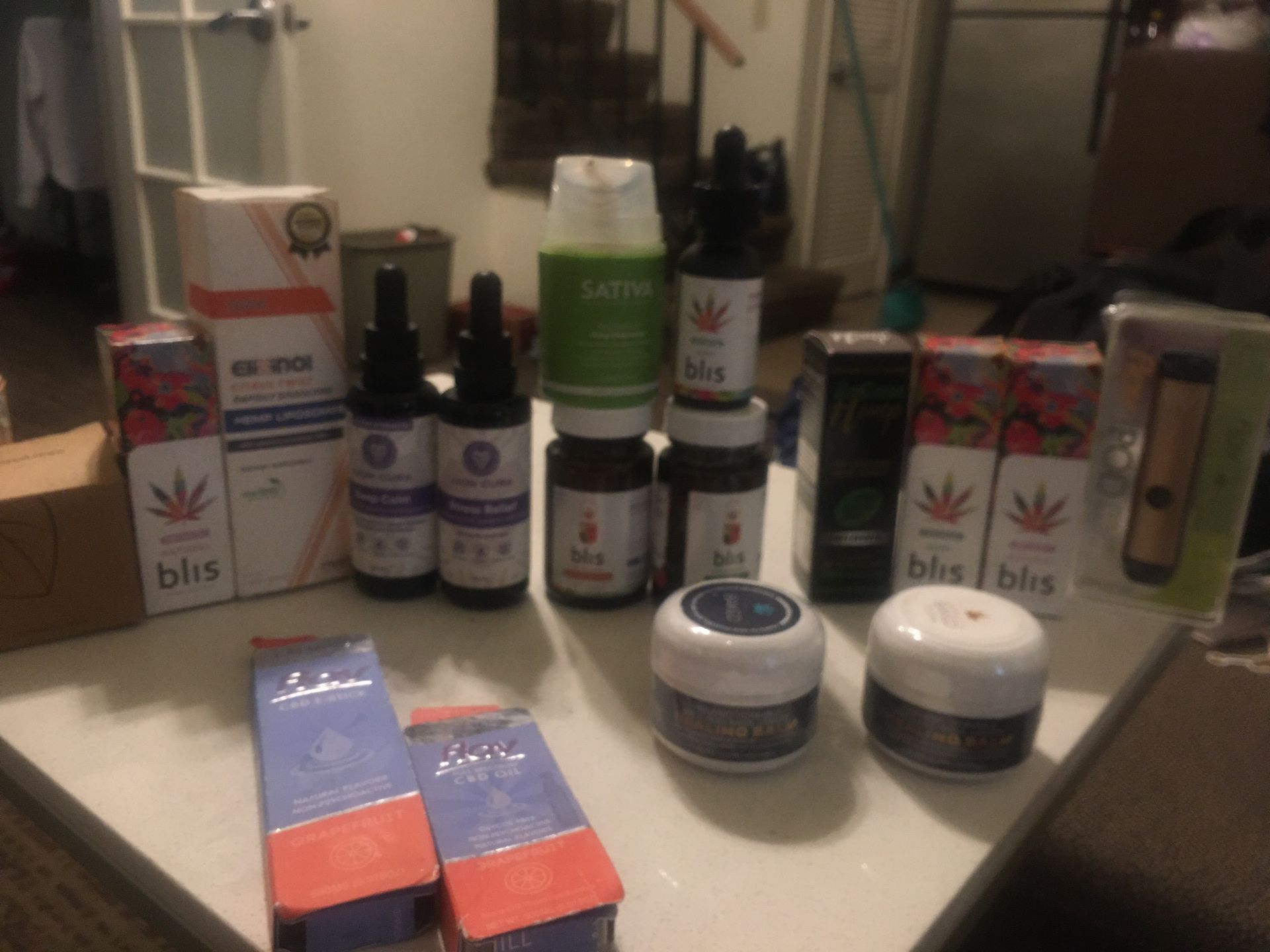 All most go all gud cannabis every thing goin for 850$