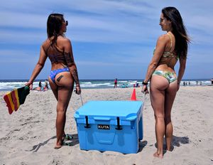 Pre Black Friday sale! KUTA Coolers, rotomolded cooler / ice box for Sale in San Diego, CA