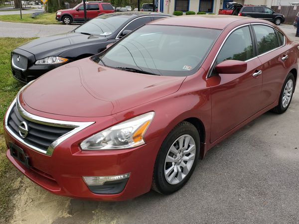 2013 Nissan Altima S for Sale in Suffolk, VA - OfferUp