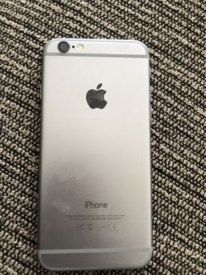 iPhone 6 For sale 150 boost mobile can be unlocked to any service iCloud is unlocked for Sale in Washington, DC
