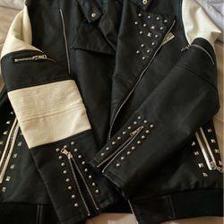 Non Leather jacket Punk/rock  Thumbnail