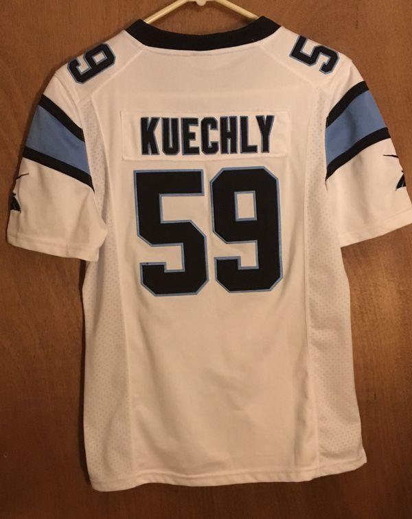 size 40 58fcf 216d9 Women's Luke Kuechly Jersey for Sale in Anderson, SC - OfferUp
