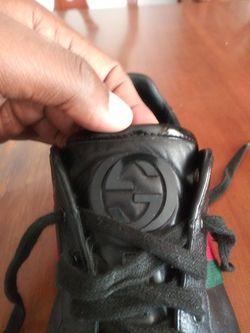 Authentic Gucci Shoe Size 10 1/2 G Thumbnail